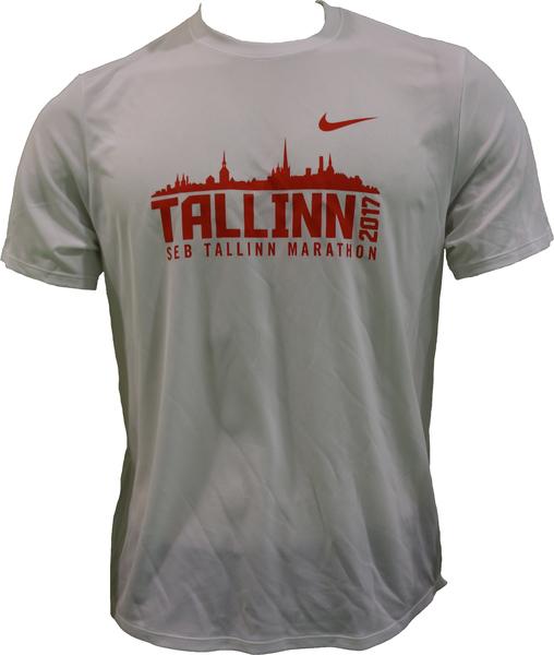 Tallinna Maraton 2017 T-särk