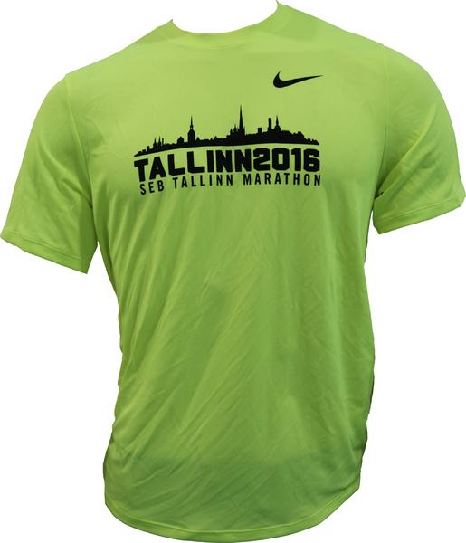 Tallinna Maraton 2016 T-särk