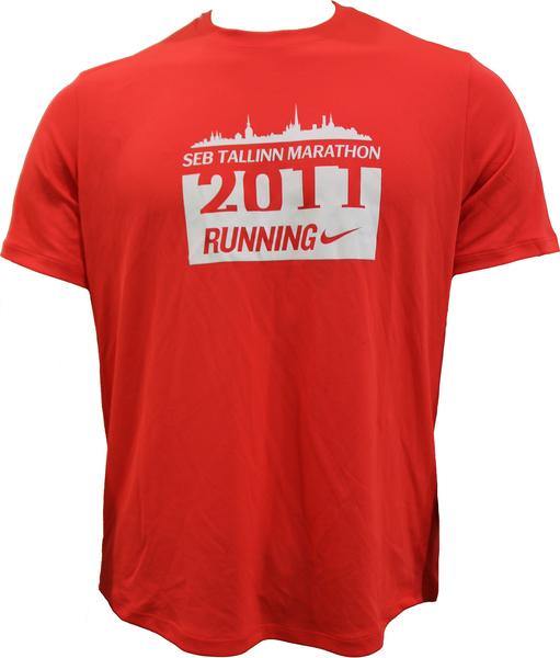 Tallinna Maraton 2011 T-särk