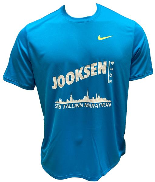 Tallinna Maraton 2014 T-särk