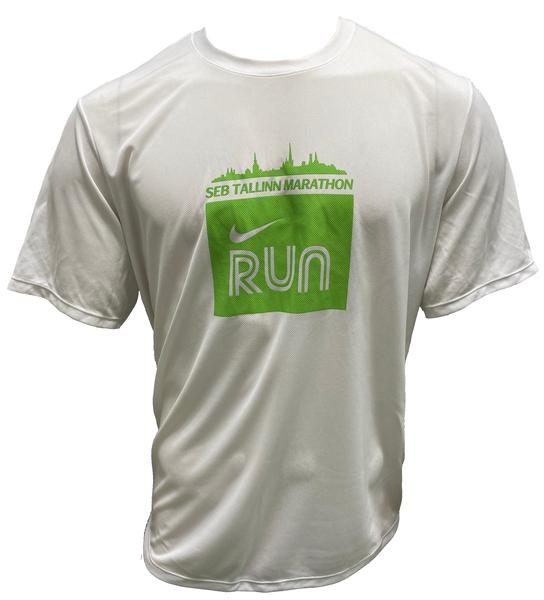 Tallinna Maratoni Nike T-särk
